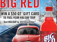 Big Red QT Holiday POS