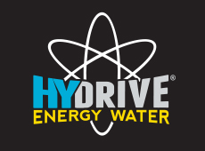 Hydrive Energy Water Logo