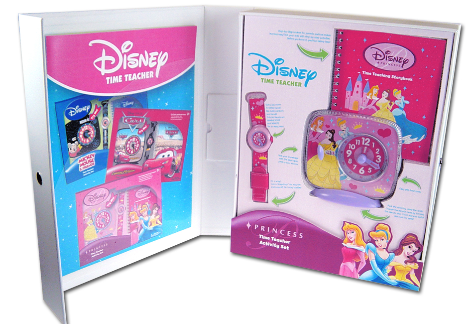 Disney My First Time Teacher Sales Kit