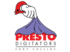 Presto-Digitators Branding