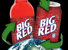 Big Red Earth Day