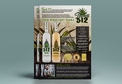 Tequila 512 Product Sell Sheet