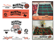 Austin Orchards Produce Boxes