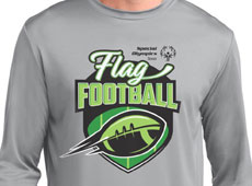 Special Olympics Texas Flag Football Logo / Shirt
