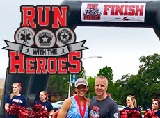 Run With The Heroes