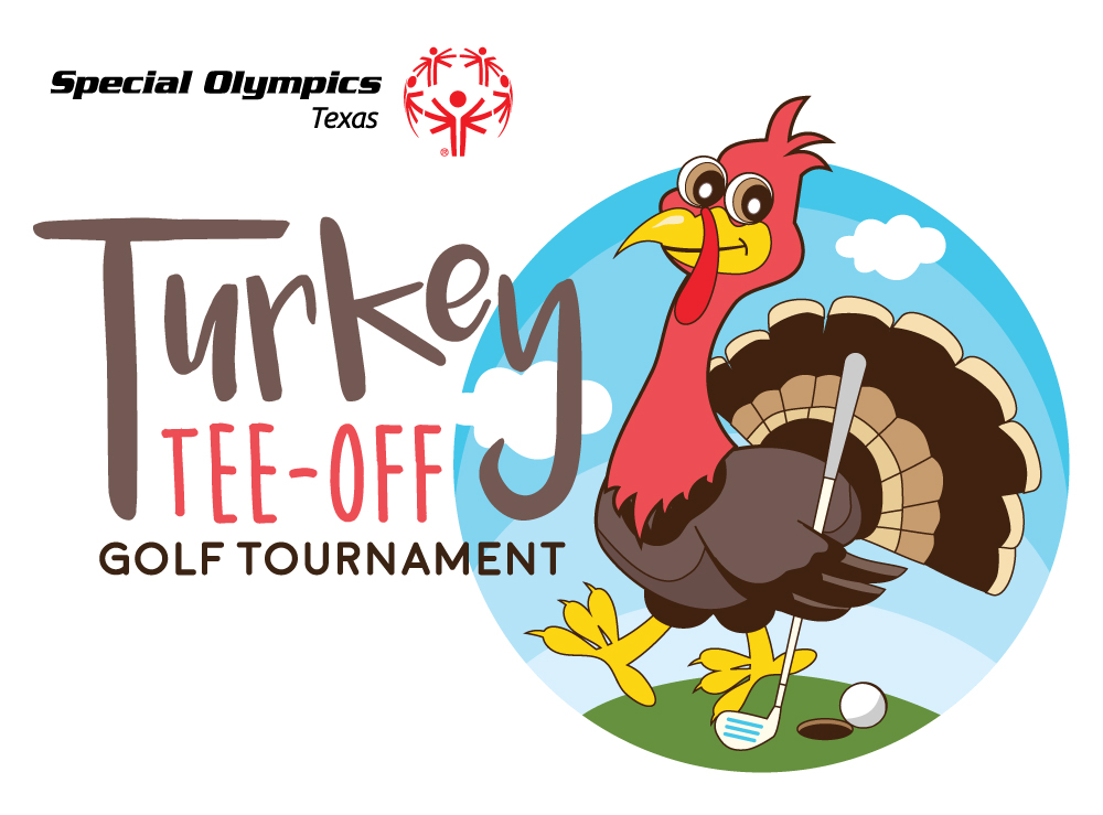 Turkey Tee-Off Identity
